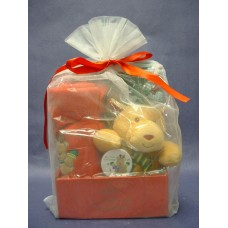 "Baby's First Christmas Reindeer ""Gifts To Go"""