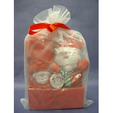 """Baby's First Christmas Santa """"Gifts To Go"""""""