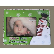 Baby's First Christmas / Picture Frames