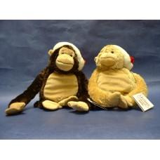 Christmas Plush /Hanging Monkeys
