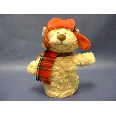 """Barney """"The Dog"""" Dressed Puppets"""