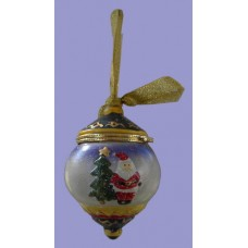 Personalized Christmas Ornaments 2 /Trinket Boxes