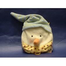 Hats & Muffs /Snowman Muffs-Purses