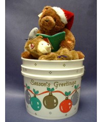 "Buckets ""Holiday"""