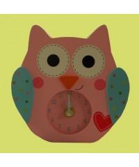 Happi Baby Girl Clock