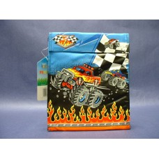 """Lunch Boxes & Bags /Insulated Lunch Bag: """"Monster Trucks"""""""