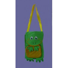 """Lunch Boxes & Bags /""""Snack Sacs"""": """"Frogs"""""""