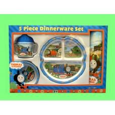 "Dish Sets / 5 Pc. Dish Sets /""Thomas & Friends"""