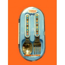 """Thomas & Friends"" Spoon & Fork Set"