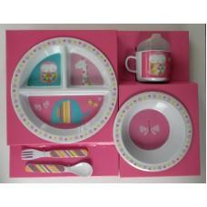 "Dish Sets /5 Pc. Dish Sets /""Sweet Heart"""
