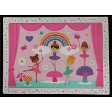 """Placemats /""""Twinkle & Twirl"""""""