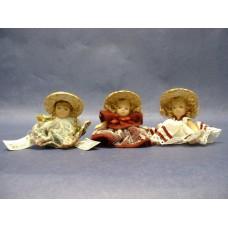 Miniature Porcelain Dolls