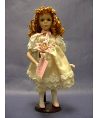"Porcelain Dolls /""Lily"""