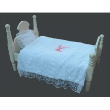 Doll Bed & Bedding