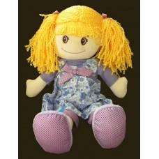 """Dolls: Rag Dolls /""""Carley"""""""