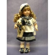 "Porcelain Dolls /""Suzy"" The Sailor Girl"