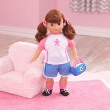 "Dolls / Soccer Doll ""Selena"""