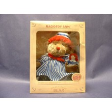 "Dolls: ""Raggedy Ann"" Bears"