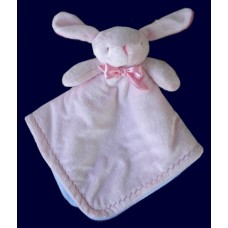 Character Comfy Blankies /Pink Bunny
