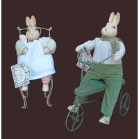 """Rabbits /""""Francis Hare"""" /""""Madi May"""""""