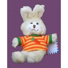 Striped-Shirt Bunnies