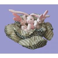 Purses /Cabbage Bunnies