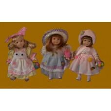 Porcelain Dolls /Easter Children