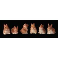 Bunnies /Figurines