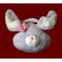 """Purses /""""Sprigs"""" Lavender Bunny"""