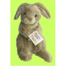 """Rascal E. Rabbit"" Hand Puppets 1/Tan, Gray or White"