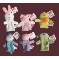 Finger Puppets /Learn With Me