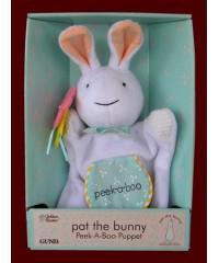"""Pat The Bunny""/Peek-A-Boo Puppets"