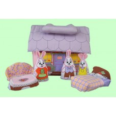 Bunny House Playsets