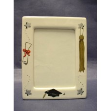 Handpainted Graduation Picture Frames