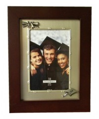 Graduation Frames /Brushed Gold