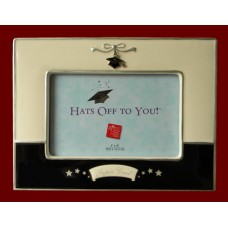 "Graduation Frames /""Hats Off to You!"""