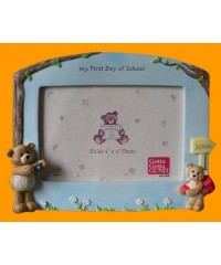 """My First Day of School"" Picture Frames"