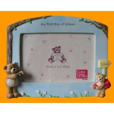 """""""My First Day of School"""" Picture Frames"""