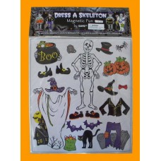 "Magnetic Fun Sets ""Dress-A-Skeleton"""