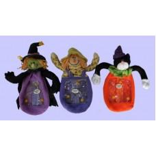 Halloween Treats /Plush Character Bags