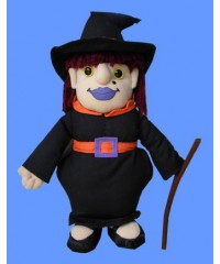 Friendly Witch Doll /Witches