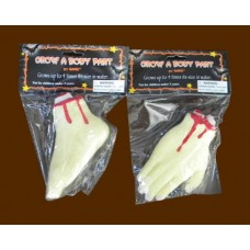 Grow-A-Body Parts /Hand & Foot /Halloween