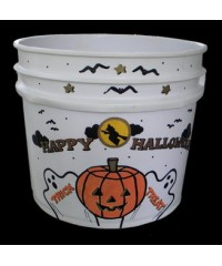 "Buckets ""Trick or Treat 1"" Halloween"