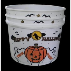"""Buckets """"Trick or Treat 1"""""""