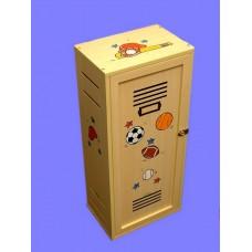 "Lockers /""Multi-Sports"" Design"