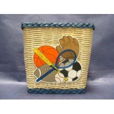 Sports Wicker Baskets