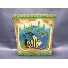 Sea Life Wicker Baskets