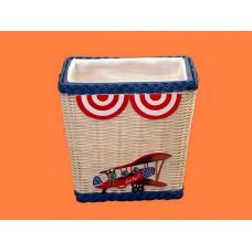 Airplane Wicker Baskets