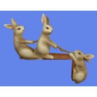 Bunnies Shelf-Sitter