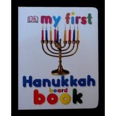 """""""My First Hanukkah"""" /Board Book"""